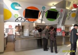 Szezám gyorsétterem Szeged Mars