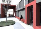 Hajléktalan rehabilitációs központ ötletterv, Pécs